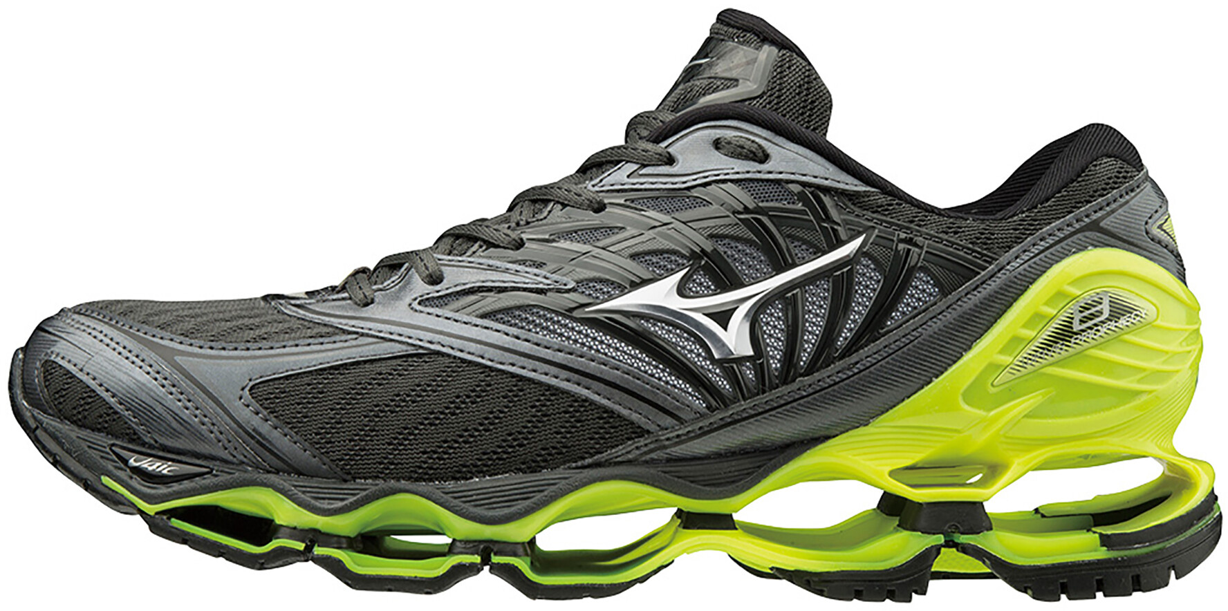 Wave Prophecy Homme Gris Chaussures Boutique 8 Mizuno Running vqndfvZ